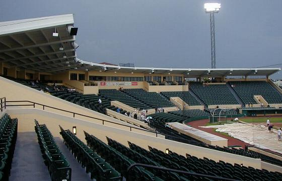 Publix field at joker marchant stadium lakeland fla
