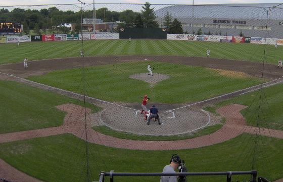 Taylor Stadium at Simmons Field, Columbia, Mo