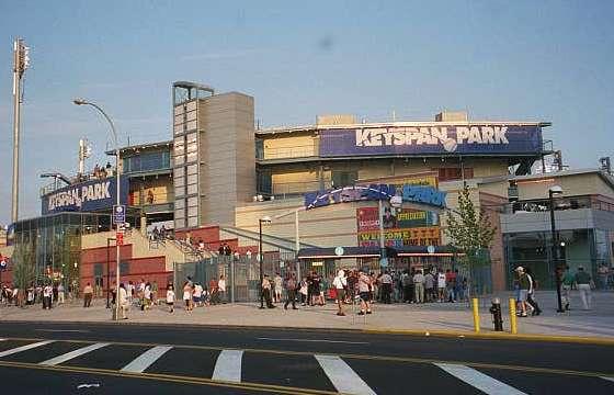 KeySpan Park, Brooklyn
