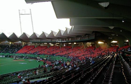 Estadio Hiram Bithorn San Juan P R