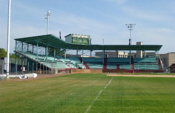 Witter Field Wisconsin Rapids Wis