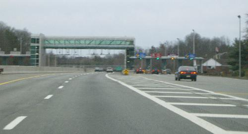 has since been modified to collect a $1.50 toll southbound only. 166.31, Garden State Pkwy ...
