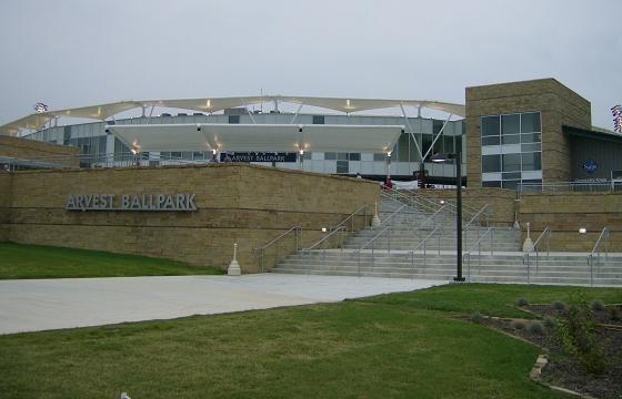 Arvest Ballpark, Springdale, Ark