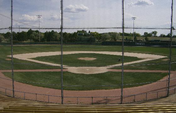Spurgeon Field Colorado Springs Colo