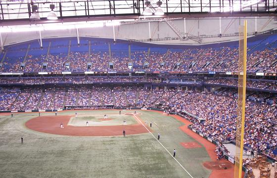 Tropicana Field Seating Capacity Awesome Home