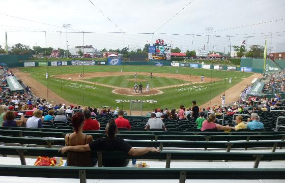 Cooley Law School Stadium Lansing Mich