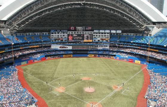 Rogers Centre Toronto Ont